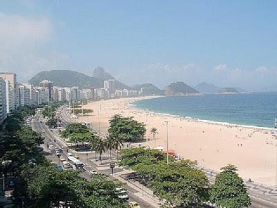 Fotos da Praia de Copacabana (bairro, recentes)