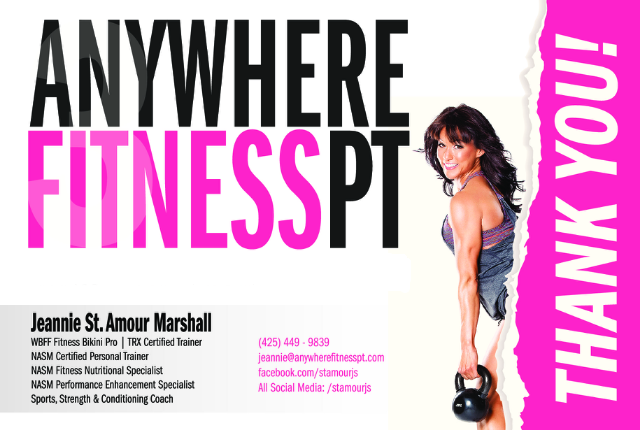 Anywhere Fitness PT