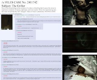 The Grifter.02 Os vídeos mais perturbadores que fizeram sucesso na net