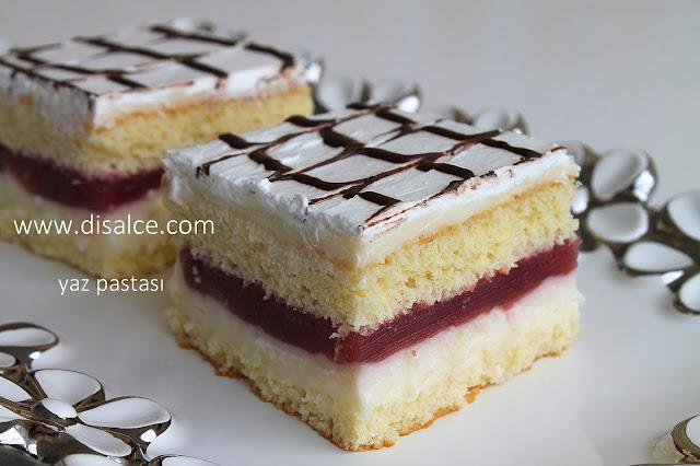soğuk pasta yaz pastası