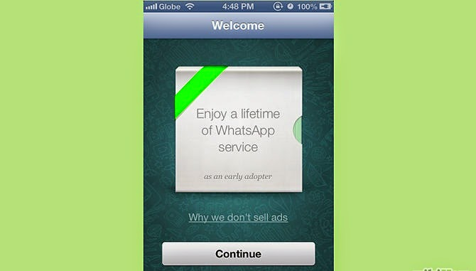 way to install whatsapp on pc