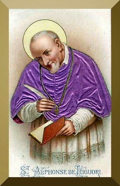 a biography of saint alphonsus I am so glad that saint alphonsus took over mercy hospital and made it great see more twenty four hours later he was life flighted to st luke's.