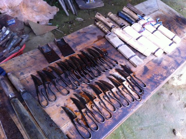 tribe knives