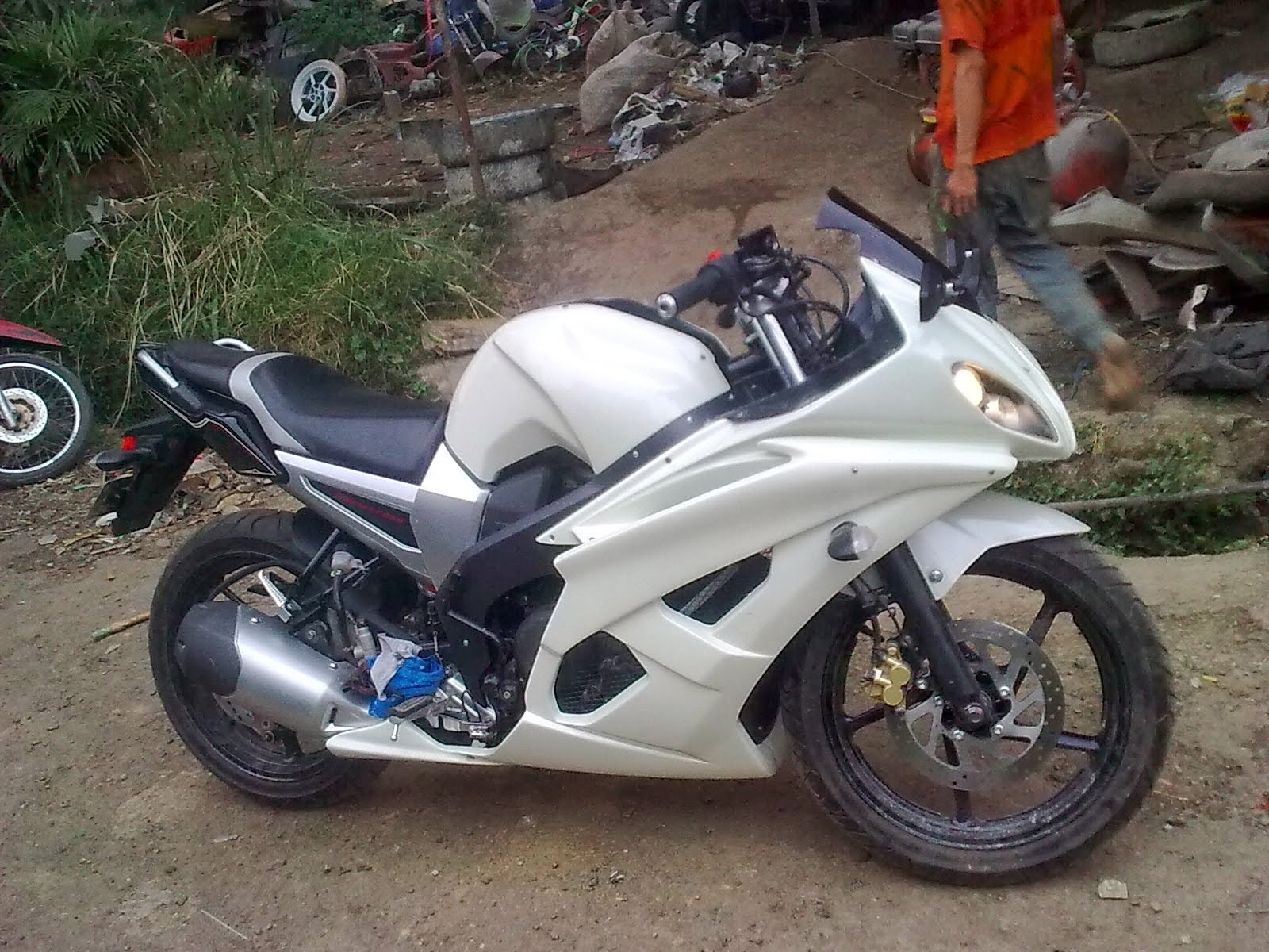 Yamaha Byson Full Fairing