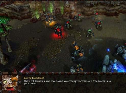Gratis Game Ringan Warcraft 3 Reign
