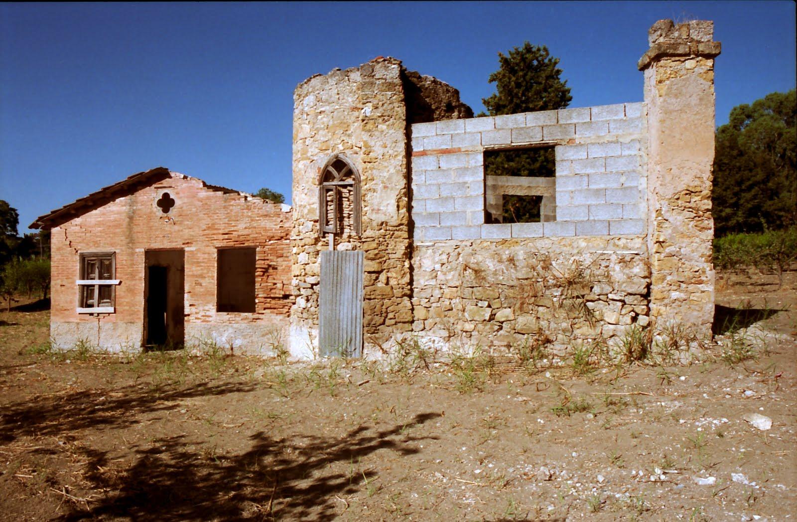De urbe novembre 2011 - Un antica finestra a tre aperture ...