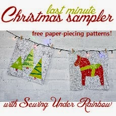 Last Minute Christmas Sampler