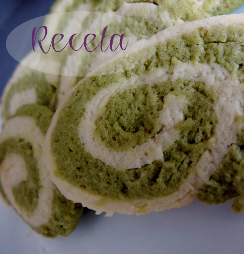 galletas cookies matcha green tea