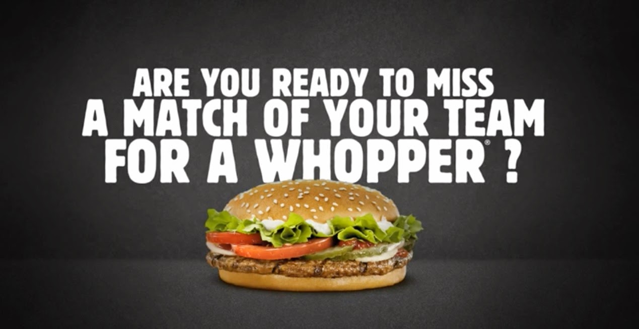 Burger King: Whopper Fanatic