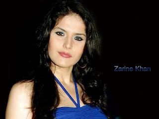 Zarine Khan New Wallpapers 2012