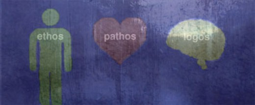 How to use Ethos, Pathos and Logos?