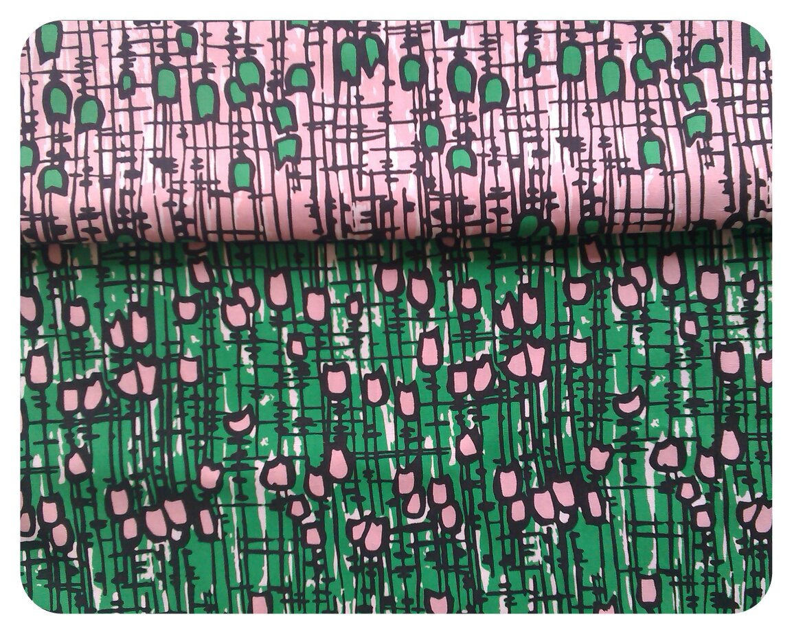 HemingwayDesign Tulip dressmaking fabric