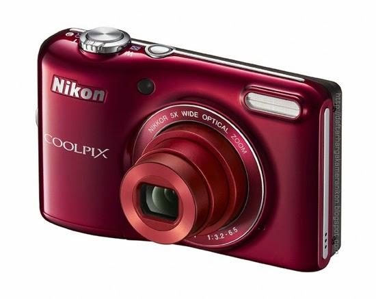 Harga dan Spesifikasi Kamera Nikon Coolpix L28 terbaru
