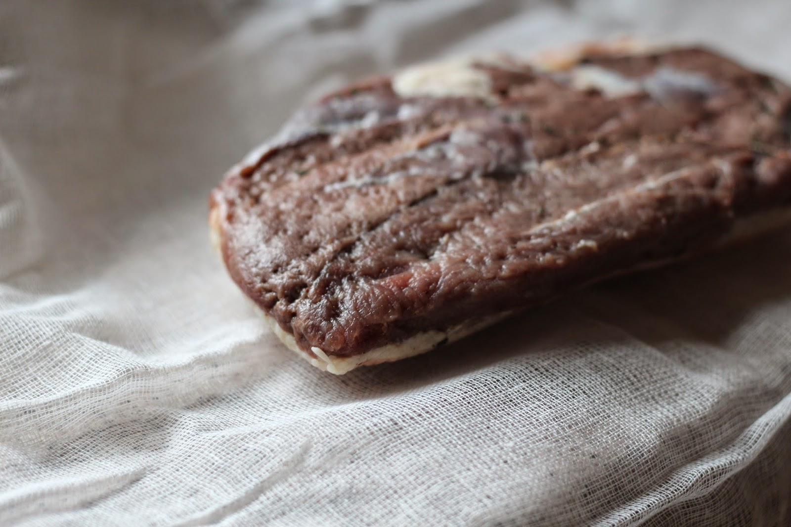 Homemade Duck Breast Prosciutto | Reestablishing the Food ...