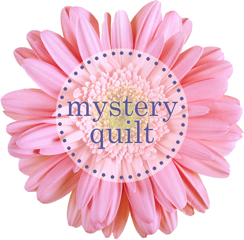 Heather Spence Designs Mystery Quilt button