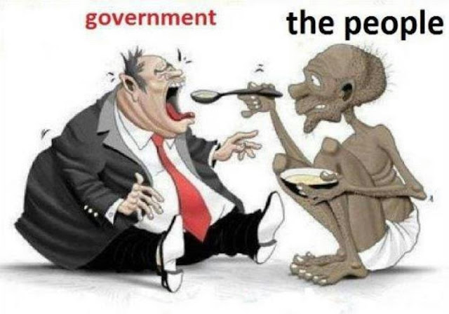 Government and People Relationship.