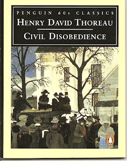 "the importance of henry david thoreaus essay civil disobedience Thoreau's essay, now popularly known as ""civil disobedience,"" was originally titled ""resistance to civil government"" he delivered it as a lecture in 1848 and published it 1849 the impetus for the essay was thoreau's refusal to pay the poll tax and his subsequent stay in jail overnight."
