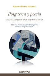 Posguerra y poesía