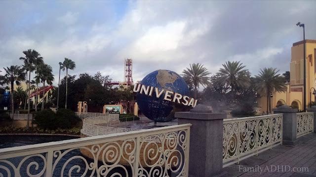Universal Studios Florida Family Travel Guide Special Needs