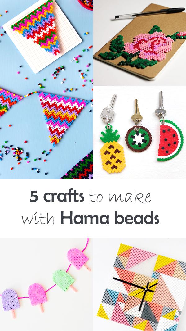 DIY to try # Hama beads