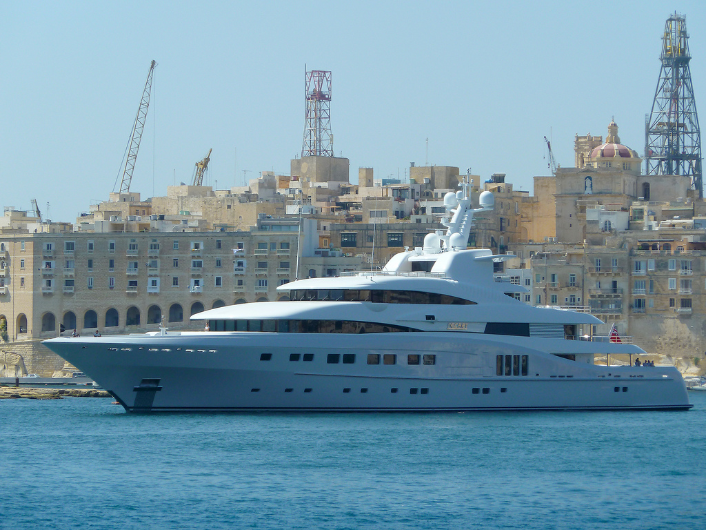 Megayacht SECRET