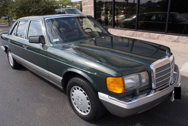 Daily turismo 10k 1987 mercedes benz 420 sel 36k miles for 1987 mercedes benz 420sel
