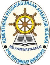 Logo Kementerian Pendayagunaan Aparatur Negara Dan Birokrasi (Kemenpan RB)