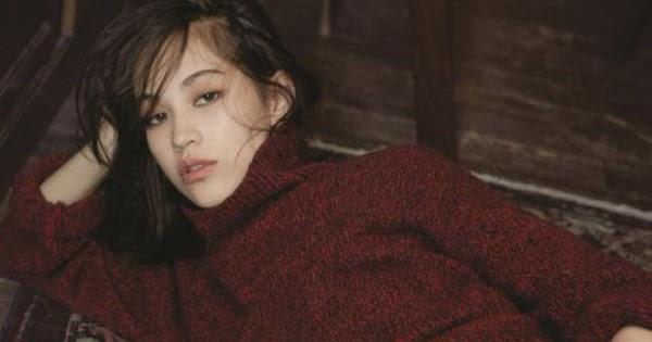 Kiko Mizuhara graces ELLE magazine