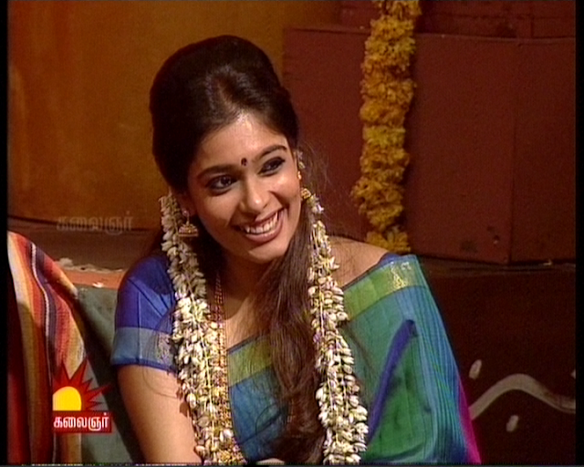 vijay tv anchor priyanka wedding photos vj priyanka