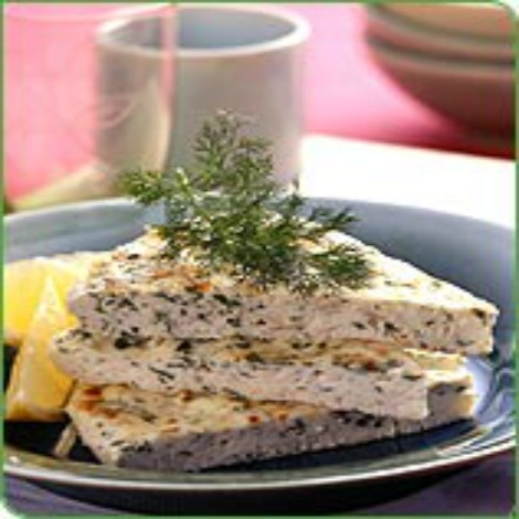 Goat Cheese and Herb Frittata PointsPlus Value 4 - weight watchers ...