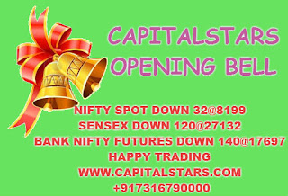 CapitalStars - Nifty Trading Tips