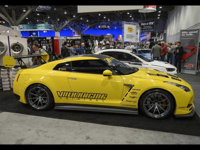 Modified supercars at SEMA 2013 in pictures