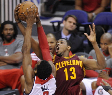 Sport Science: Tristan Thompson