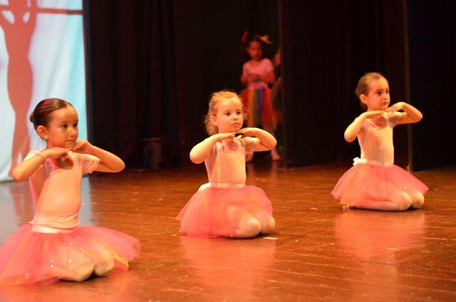 Espectáculo Quando Crescer Quero Ser - Ballet I