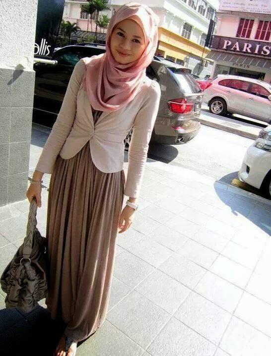 Vêtement hijab islamique pour femme