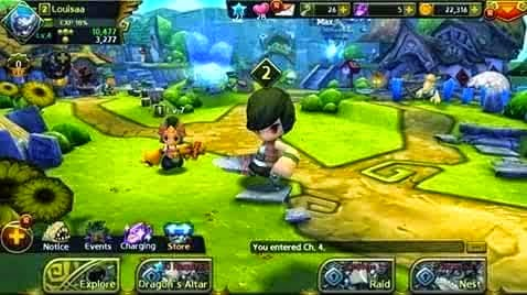 Drago Nest: labyrinth MMORPG APK
