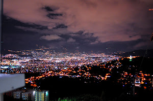 Los encantos de la noche en Medellin