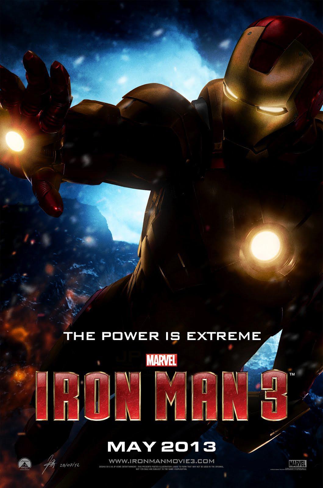 iron man 3 shares character descriptions film enthusiast. Black Bedroom Furniture Sets. Home Design Ideas