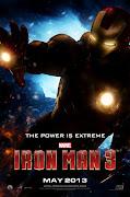 Iron Man 3 iron man starts