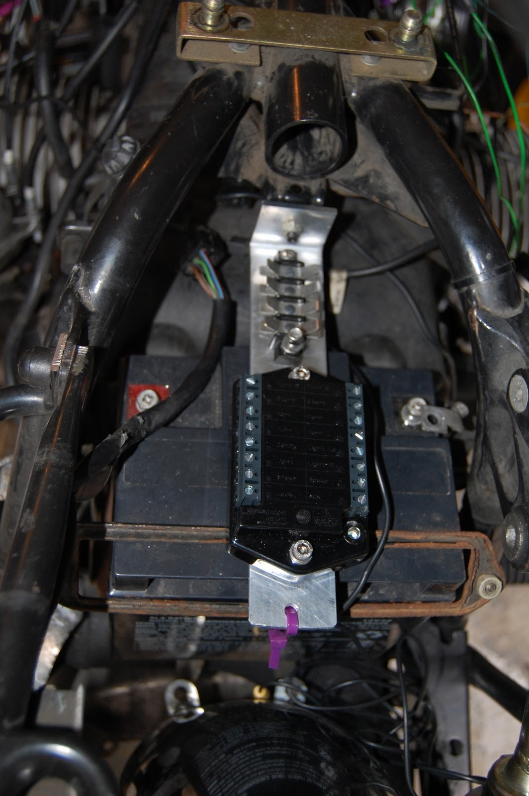 The Motorcycle Maintenance Diaries  Rewiring 101 With The Motogadget M