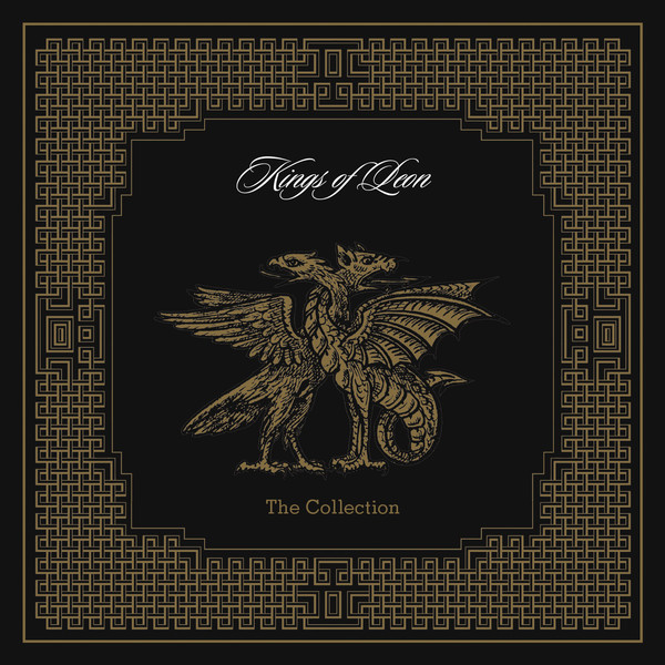 Kings of Leon - The Collection Cover
