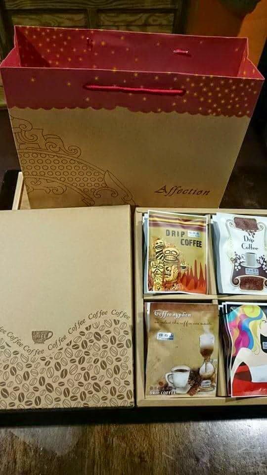 年節咖啡濾泡包禮盒$550