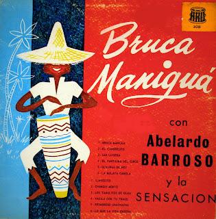 Abelardo Barroso y la Sensaci?n -Bruca Manigu?, ARO 108