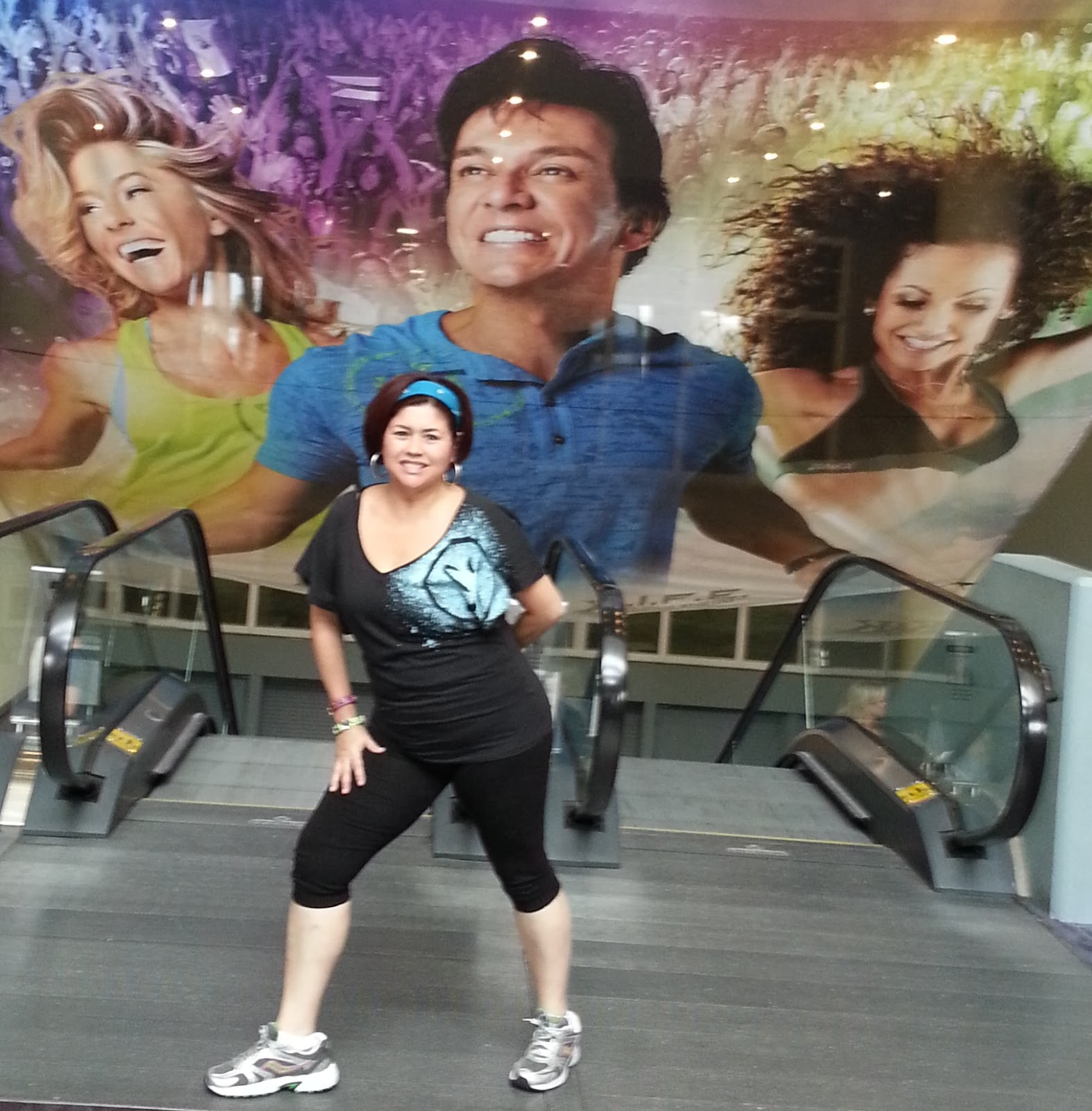Afaa Group Fitness Practical: Welcome Zumba Lovers Of New Tampa Florida & The Wesley