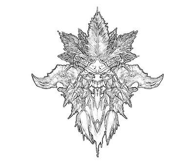 Diablo 3 Witch Doctor Yumiko Fujiwara