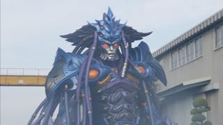 Tokumei Sentai Go-Busters vs. Gokaiger Bacchus Gil Zangyack