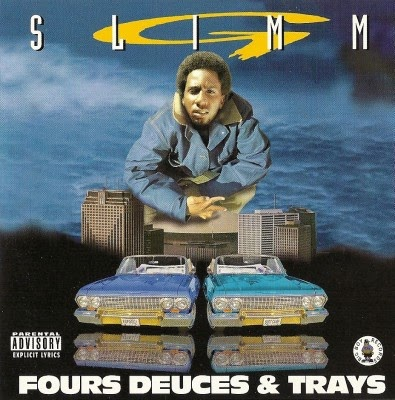 G-Slimm – Fours Deuces & Trays (1994) Flac