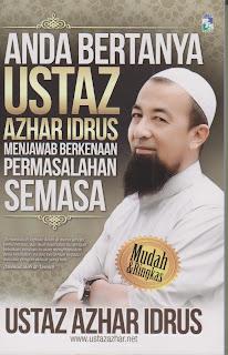 Download E book Anda Bertanya Ustaz Azhar Idrus Menjawab