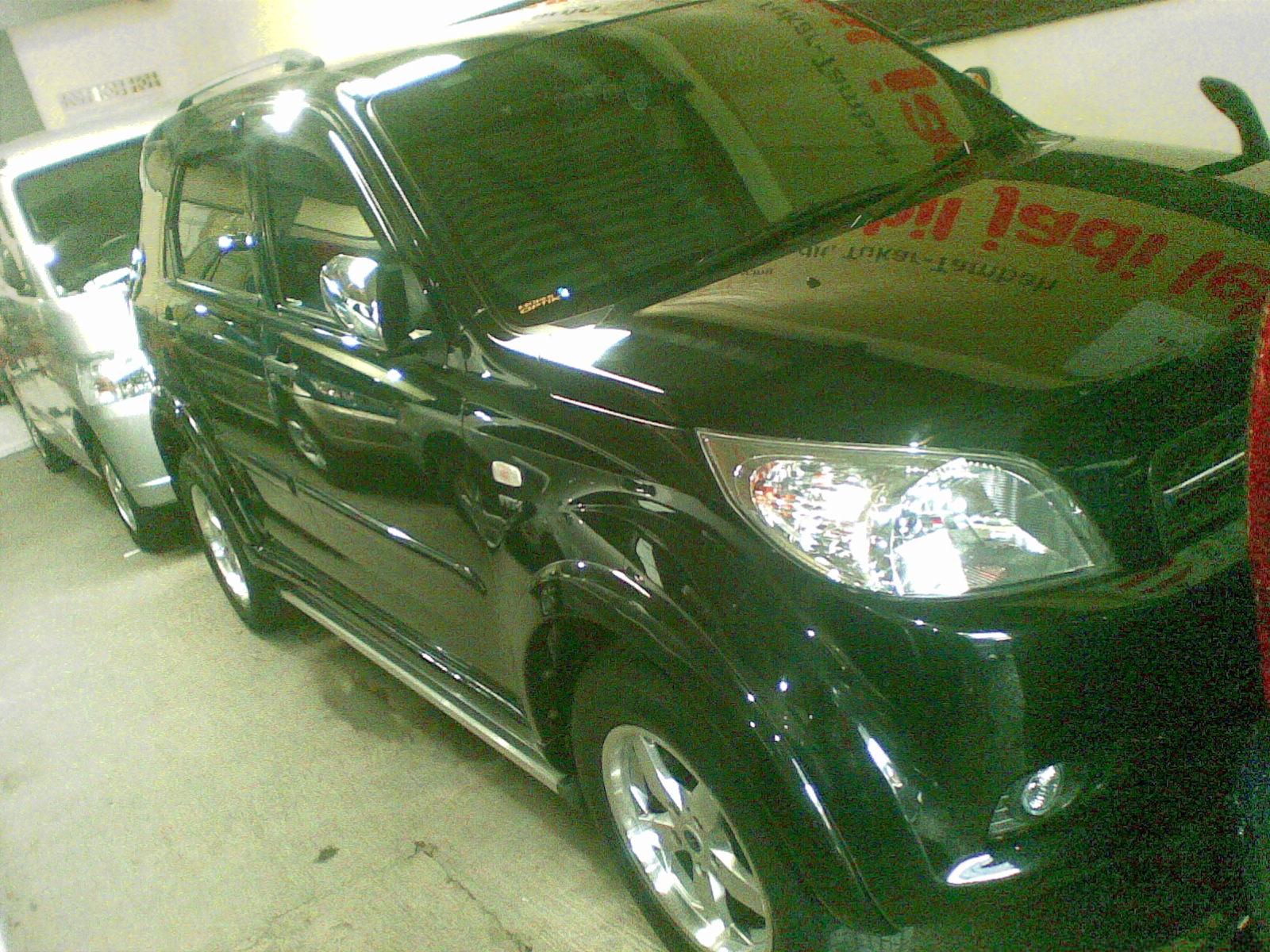 Daihatsu Terios TS 1.5 X-tra Black M/T