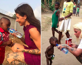 Missionary Shares The Amazing Transformation Of An Abandoned Nigerian Boy